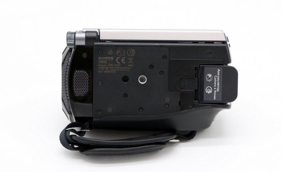 Видеокамера Sony HDR-TD10E (3D video)