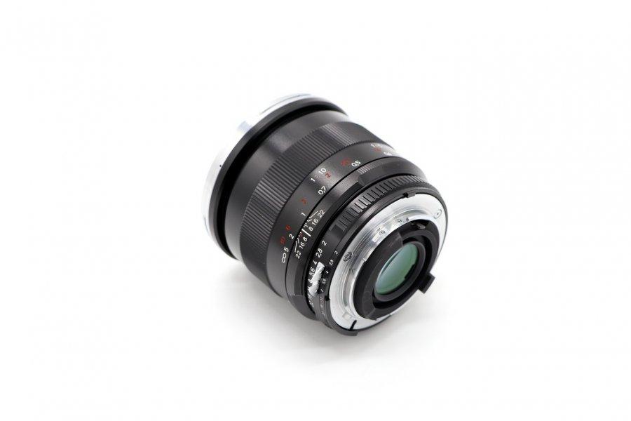Makro-Planar 2/50 ZF T* Carl Zeiss Nikon F