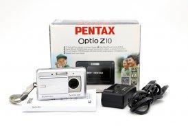 Pentax Optio Z10 комплект
