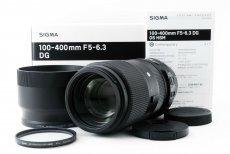 Sigma 100-400mm f/5-6.3 DG OS HSM Canon EF