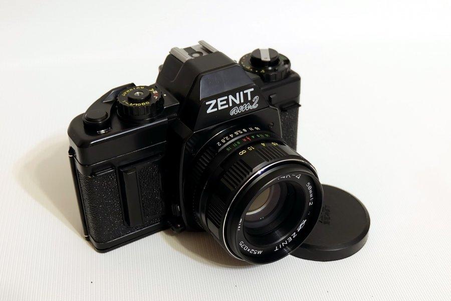 Зенит АМ2 редкий (КМЗ, 1994)