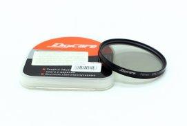 Светофильтр DigiCare 72mm CPL