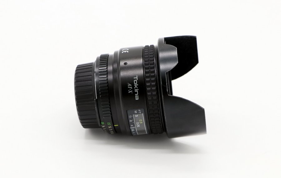 Tokina AF 17mm f/3.5 AT-X Aspherical for Nikon F