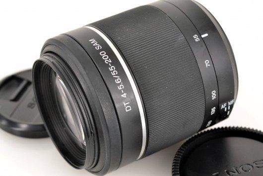 Sony DT 55-200mm F/4-5.6 SAM