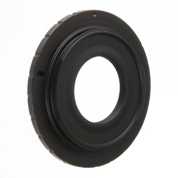 Adapter M16 (C mount) - Nikon F