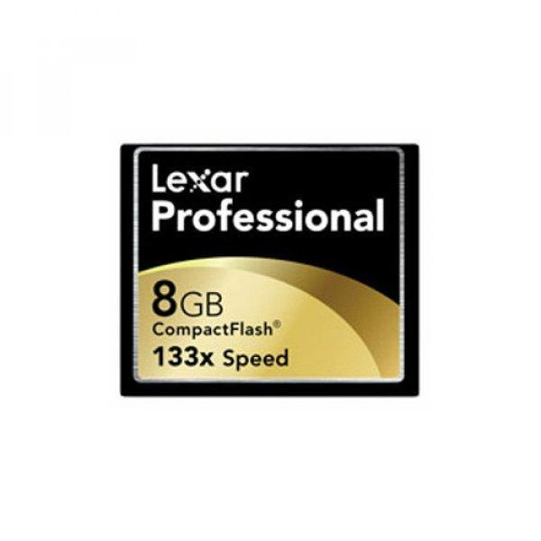 Compact Flash Lexar Professional 133x 8GB