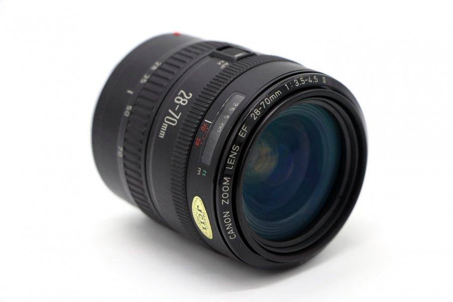 Canon EF 28-70mm 3.5-4.5 II