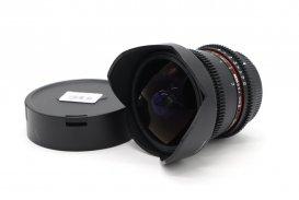 Samyang 8mm T3.8 AS IF UMC Fish-eye CS II VDSLR Sony A