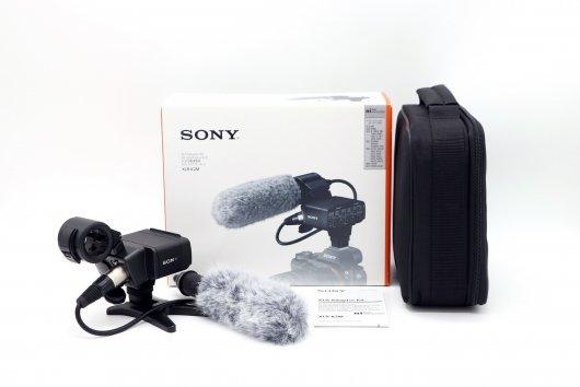 Аудиоадаптер + микрофон Sony XLR-K2M