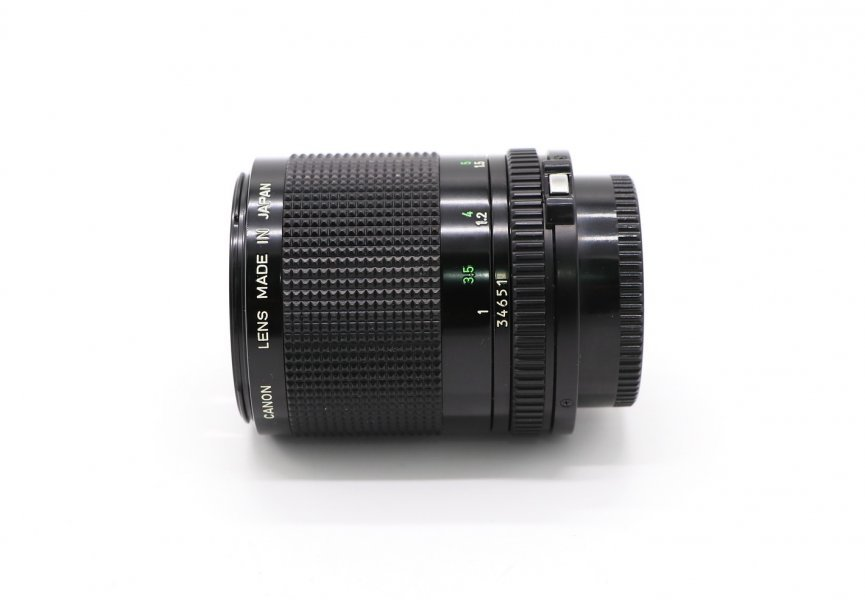 Canon FD 2/100mm (Japan)