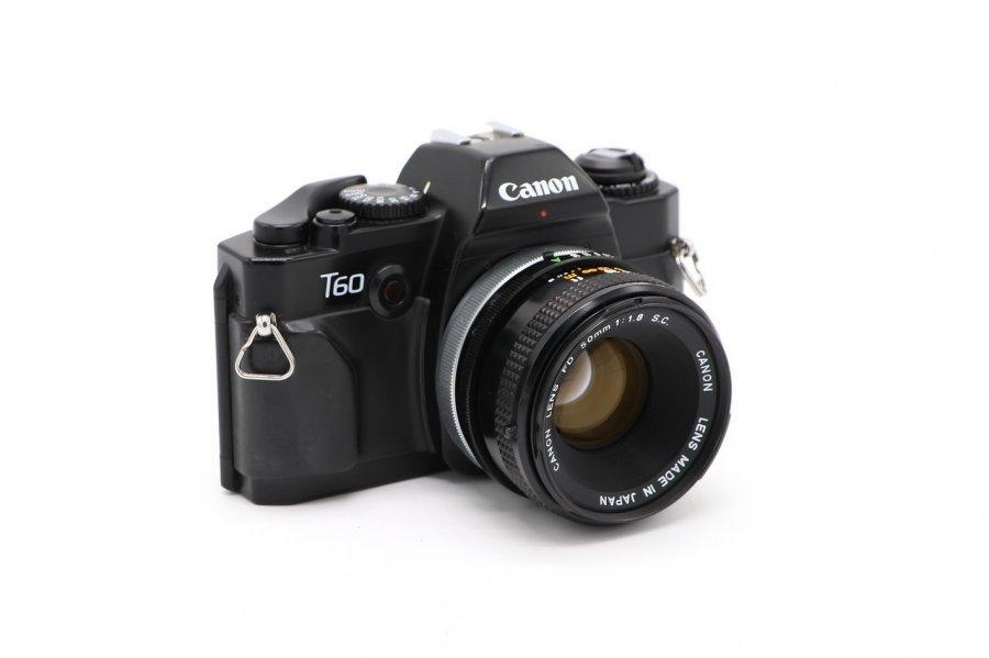 Canon T60 kit