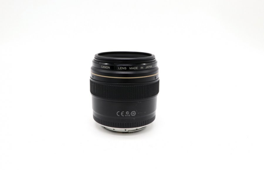 Canon EF 85mm f/1.8 USM box