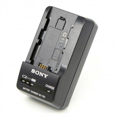 Зарядное устройство Sony BC-TRV + аккумулятор NP-FV50