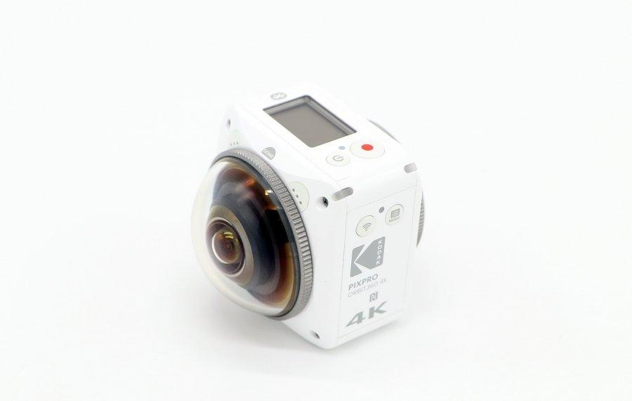 Kodak Pixpro Orbit360 4K экшн камера