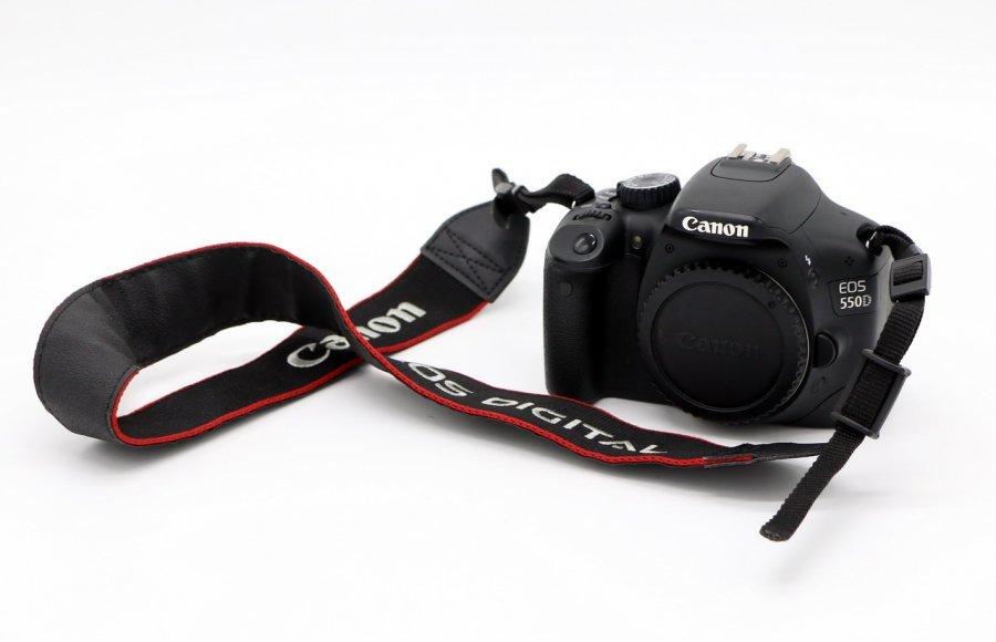 Canon EOS 550D body box