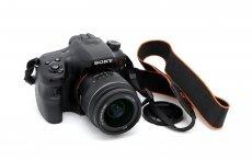 Sony A57 kit (пробег 750 кадров)