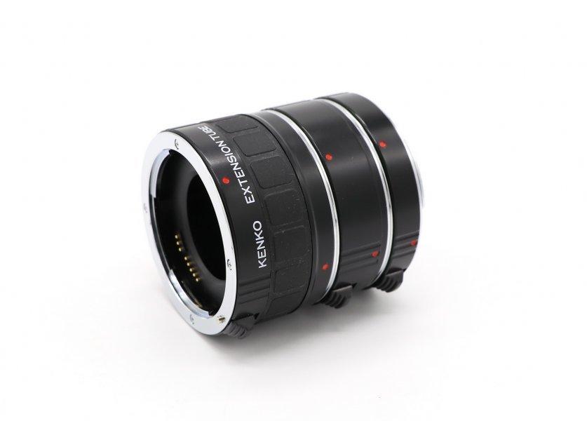 Макрокольца Kenko for Canon EF автофокус