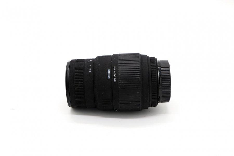 Sigma AF 70-300mm f/4-5.6D DG Macro for Nikon
