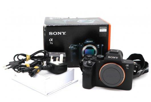 Sony A7II ILCE-7M2 body (пробег 904 кадра)