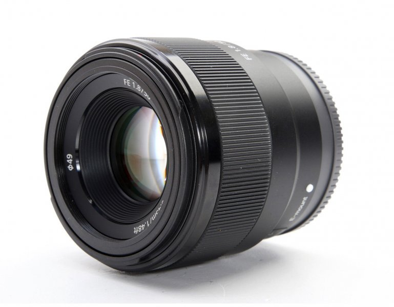 Sony FE 1.8/50 SEL50F18F