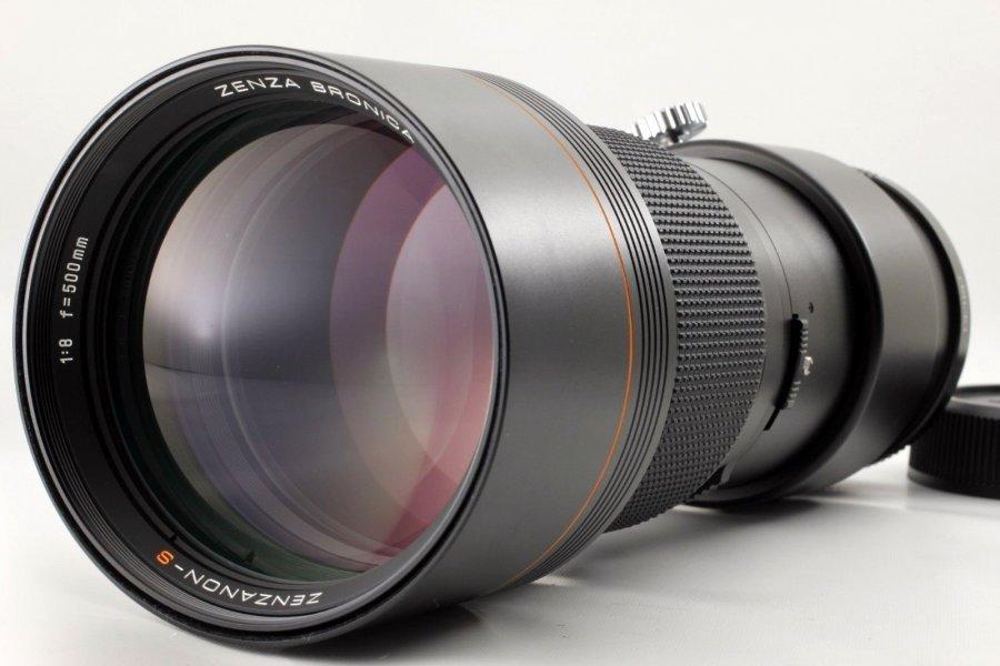 Zenza Bronica Zenzanon-S 8/500mm
