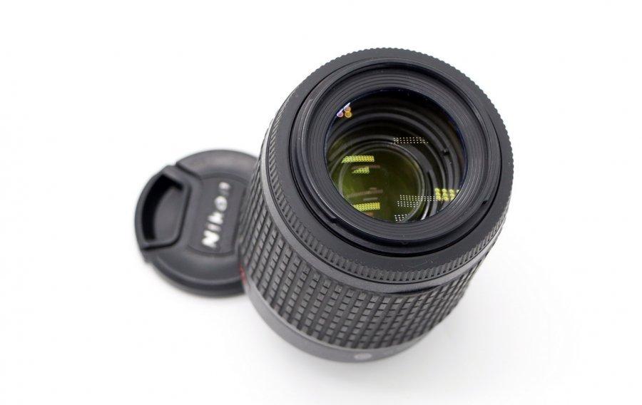 Nikon 55-200mm f/4-5.6G AF-S DX VR IF-ED Zoom-Nikkor б/у