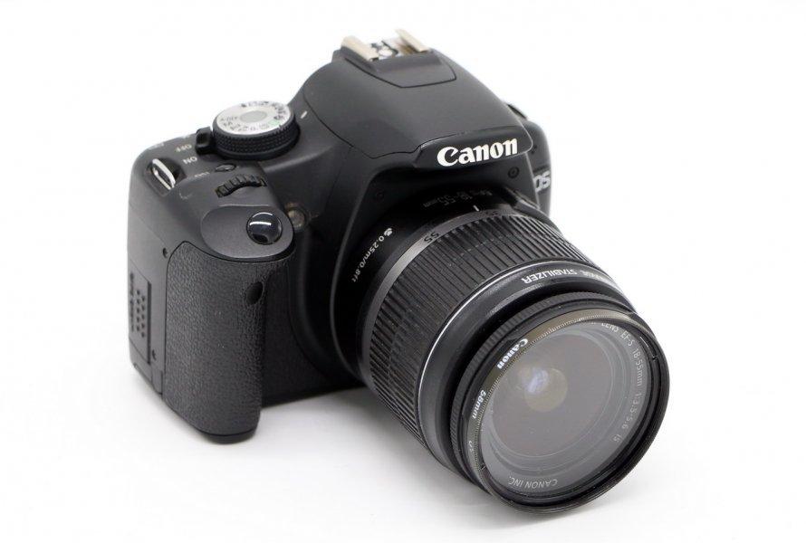 Canon EOS 500D неисправный