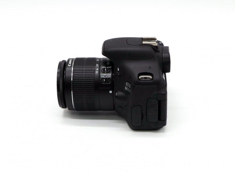 Canon EOS 600D body неисправный