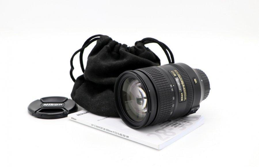Nikon 28-300mm f/3.5-5.6G ED AF-S Nikkor