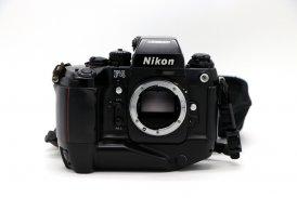 Nikon F4 body (Japan,1990)