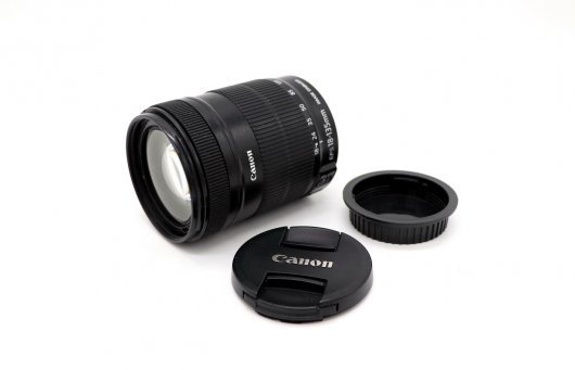 Canon EF-S 18-135mm 3.5-5.6 IS б/у