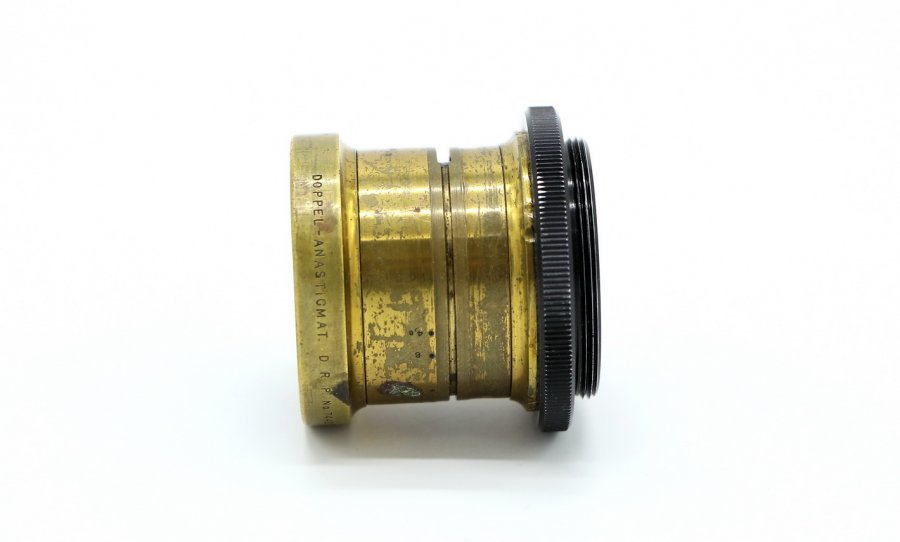 Doppel Anastigmat Goerz Berlin Serie III №2 180mm