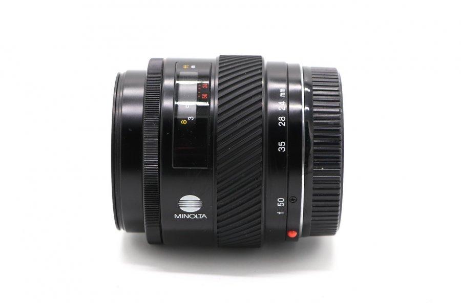 Minolta AF 24-50 mm  f/ 4