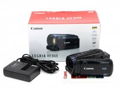 Видеокамера Canon LEGRIA HF R68