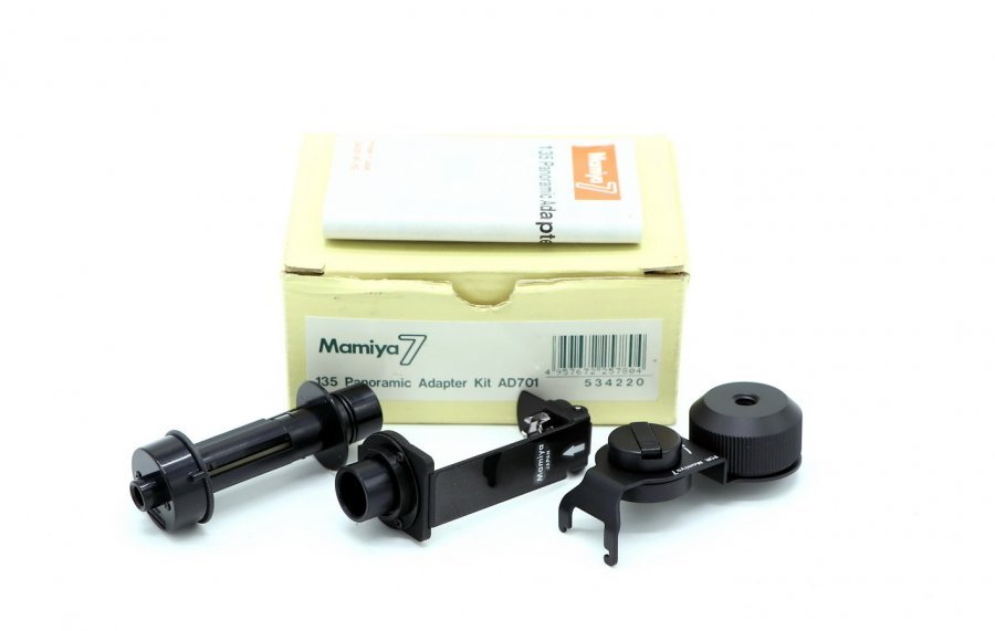 Mamiya-7 135 Panoramic adapter kit AD701