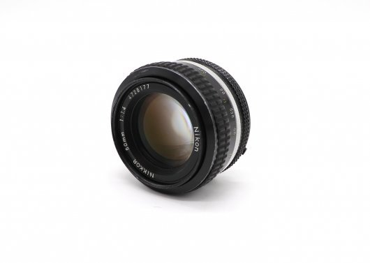 Nikon 50mm f/1.4 Nikkor
