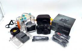Canon PowerShot G12 + аквабокс