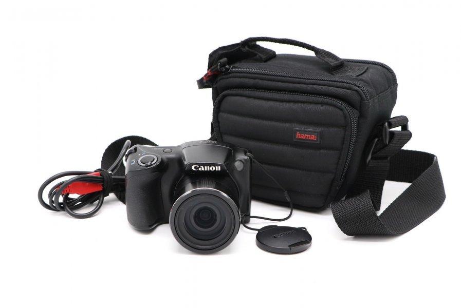 Canon PowerShot SX410 IS в упаковке