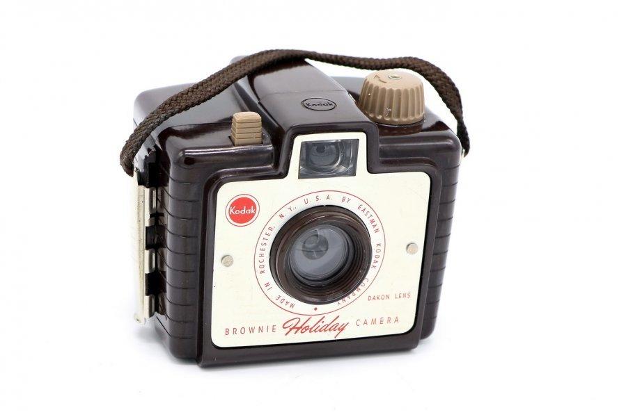 Kodak Brownie Holiday (USA, 1960)