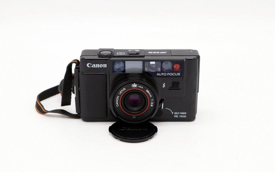 Canon AF35M (Japan, 1979)