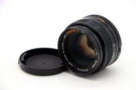 Minolta MC Rokkor-X PF 50mm f/1.7