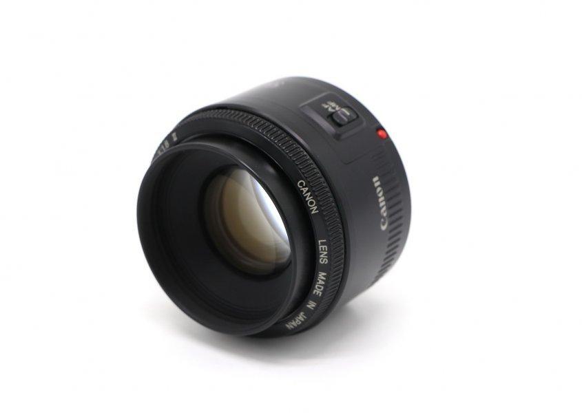 Canon EF 50mm f/1.8 II б/у