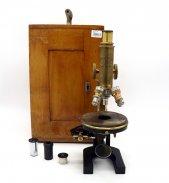 Микроскоп Carl Zeiss Jena комплект (№47141)