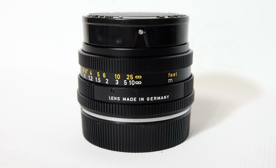Elmarit-R 2,8/28mm Leitz Wetzlar (Made in Germany)