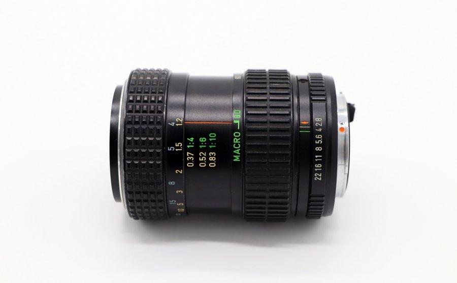 Pentax-M zoom SMC 2.8-4/40-80mm