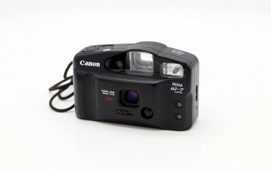 Canon AF-7 date PRIMA
