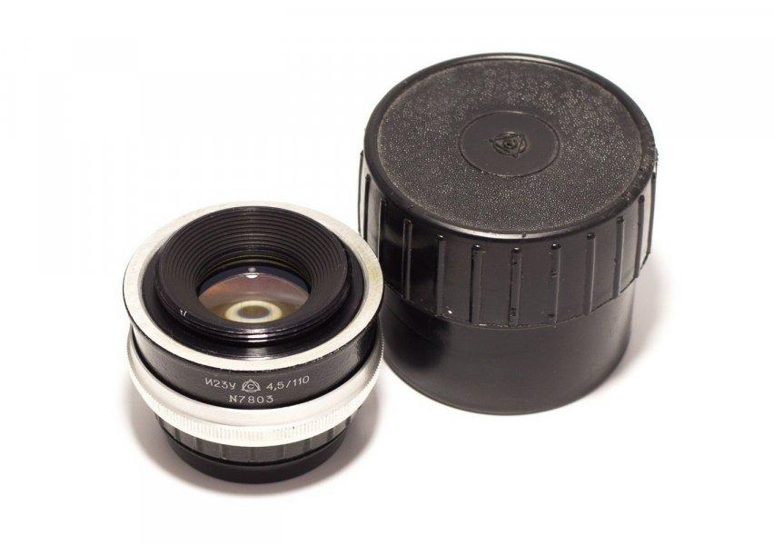 Макро Индустар 23У 4.5/110 для Nikon