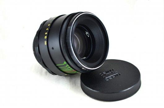 Гелиос-44-2 2/58 для Fujifilm
