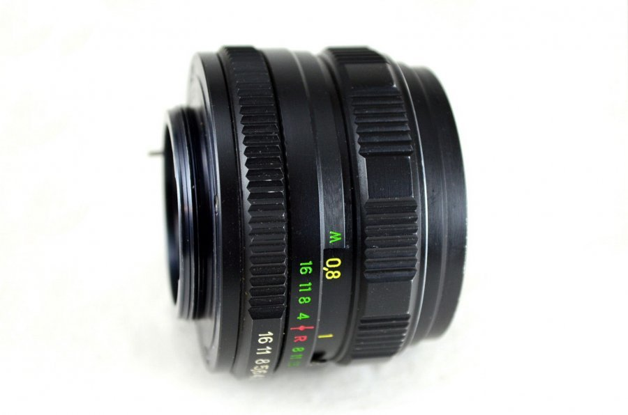 Гелиос-44М-6 МС 2/58 для Fujifilm (FX)