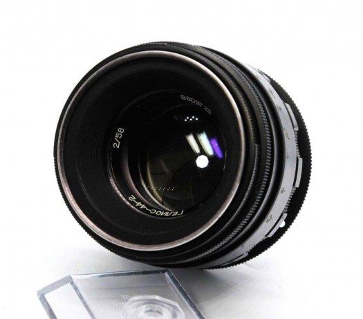 Гелиос 44-2 для Canon EOS
